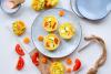 Beau's Kerstrecept: Ei muffins