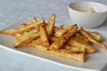 Knolselderij frites