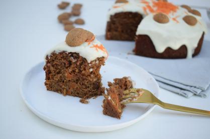 Sinterklaas Carrotcake