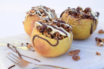 Beau's Kerstrecept: Gevulde Appels