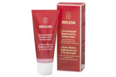 Weleda Granaatappel Handcrème Regeneratie (Weleda, 50 ml)