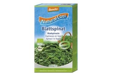 Biologische Spinazie (Natural Cool, 450 gram)
