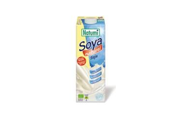 Biologische Sojadrink Naturel Zonder Suiker (Natumi, 1 liter)