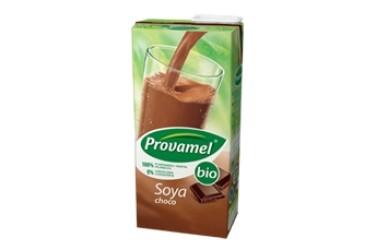 Biologische Sojadrink Choco (Provamel, 1 liter)