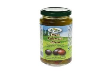 Biologische Zwarte Olijven Zonder Pit (Bio-Verde, 200 gram)