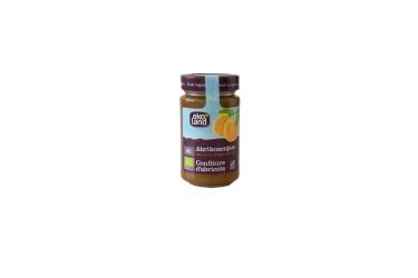 Biologische Abrikozenjam (Ekoland, 250 gram)