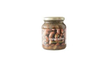 Biologische Bruine Bonen (Machandel, 340 ml)