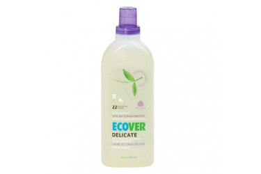 Wolwasmiddel Delicate (Ecover, 1 liter)