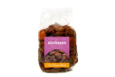 Biologische Abrikozen (De Nieuwe Band, 1000 gram)