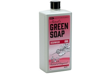 Afwasmiddel Radijs (Marcels Green Soap, 500 ml)