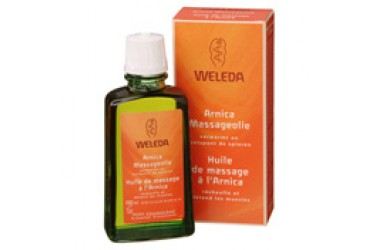 Weleda Massageolie Arnica (200 ml)