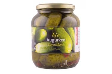 Biologische Augurken Zuur (Machandel, 720 ml)
