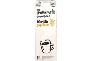 Biologische Haverdrank Barista Voordeelverpakking (Provamel, 8 x 1 liter)