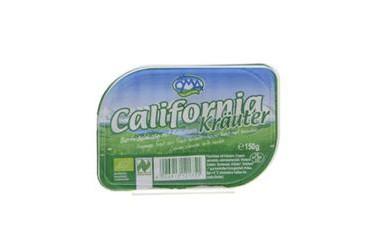 Biologische California Frischkäse Kruiden (Öma, 150 gram)
