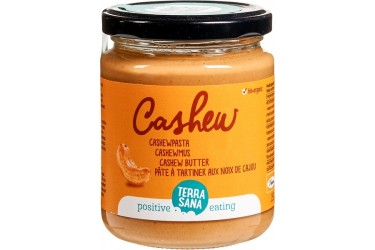 Biologische Pasta Cashew Voordeelverpakking (TerraSana, 6 x 250 gram)