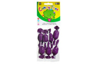 Biologische Cassislollies (Candy Tree, 7 stuks)