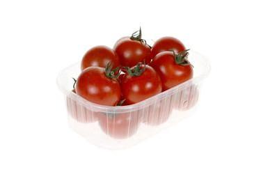 Biologische Cherry Tomaten (250 gram)