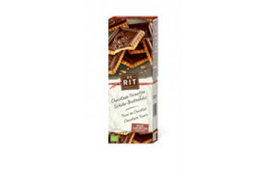 Biologische Chocolade torens (De Rit, 150 gram)
