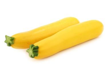 .Courgette GEEL (per stuk 300-400 gram, EKONOOM Groenteteelt, Noordwolde GN)