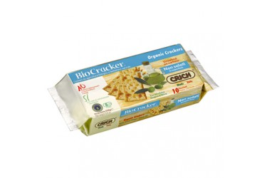 Biologische Crackers Naturel (Biocracker, 250 gram)