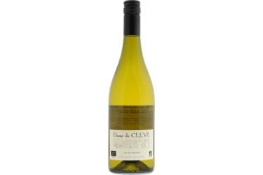 Biologische Witte Wijn Dame de Cleve Voordeelverpakking (6 x 750 ml)