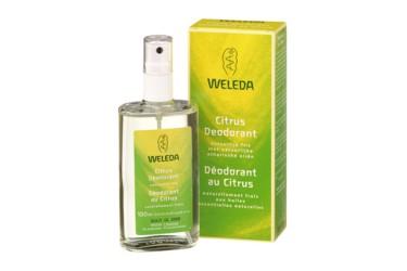 Weleda Deodorant Citrus (100 ml)