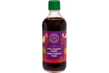Diksap Aardbei Framboos (Your Organic Nature, 400 ml) OP=OP