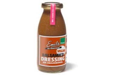 Biologische Balsamico Dressing Vegan (Emils, 250 gram)