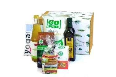 Biologisch Kerstpakket Organic Energy