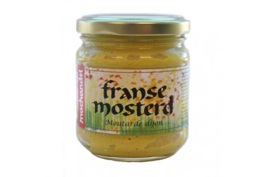 Biologische Franse Mosterd (Machandel, 180 gram)