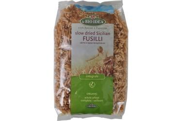 Biologische Fusilli volkoren (La Bio Idea, 500 gram)