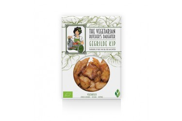 Biologische Gegrilde Kip (The Vegetarian Butcher's Daughter, 160 gram)