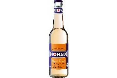 Biologische Frisdrank Gember-Sinaasappel (Bionade, 330 ml)