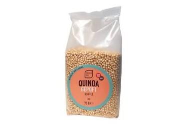 Biologische Gepofte Quinoa (GreenAge, 75 gram)