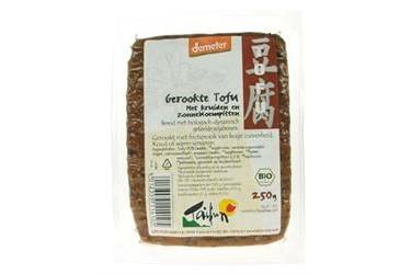 Biologische Gerookte Tofu (Taifun, 200 gram)