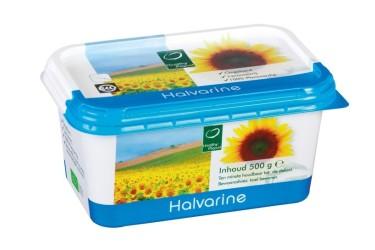 Biologische Halvarine (Healthy Planet, 500 gram)