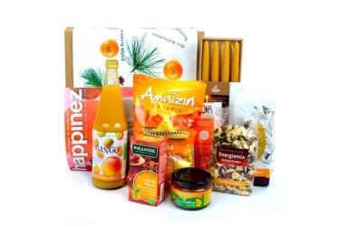 Kerstpakket Organic Happiness