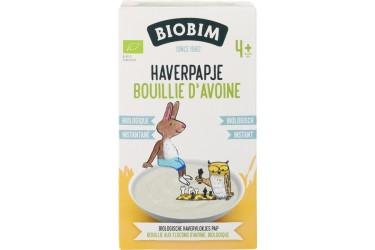Biologisch Haverpapje vanaf 4 mnd Voordeelverpakking (Biobim, 6 x 200 gram)