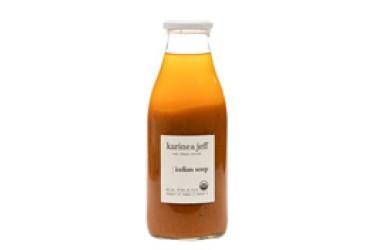 Biologische Indische Soep (Karine & Jeff, 1000 ml)