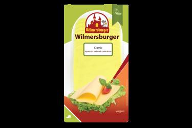 Wilmersburger Plakjes Kaas Classic Vegan (Wilmersburger, 150 gram)