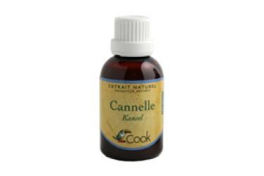 Biologische Kaneel-Extract (Cook, 50 ml)