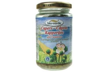 Biologische Kappertjes a la Calabrese (Bio-Verde, 180 gram)