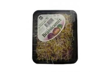 Biologische Kiemen Brassicamix (De Peuleschil, 75 gram)