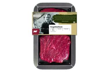Biologisch Runder Kogelbiefstuk (Lebon, 250 gram)
