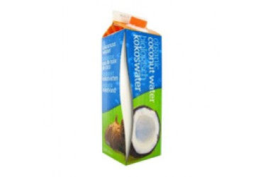 Biologische Kokoswater (Omega & More, 1 liter)