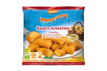 Biologische Aardappelkroketten (Natural Cool, 400 gram)