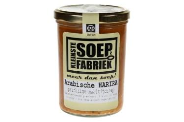 Biologische Marokkaanse Hariri Maaltijdsoep (Kleinste Soepfabriek, 400 ml)