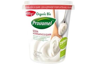 Biologisch Alternatief voor Kwark (Provamel, 400 gram)
