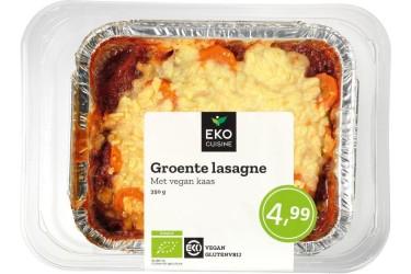 Biologische Vegan Lasagne (EKOcuisine, 350 gram)