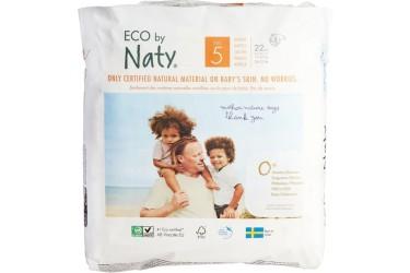 Naty Luiers 5 junior 11-25 kg Voordeelverpakking 6 x 22 stuks